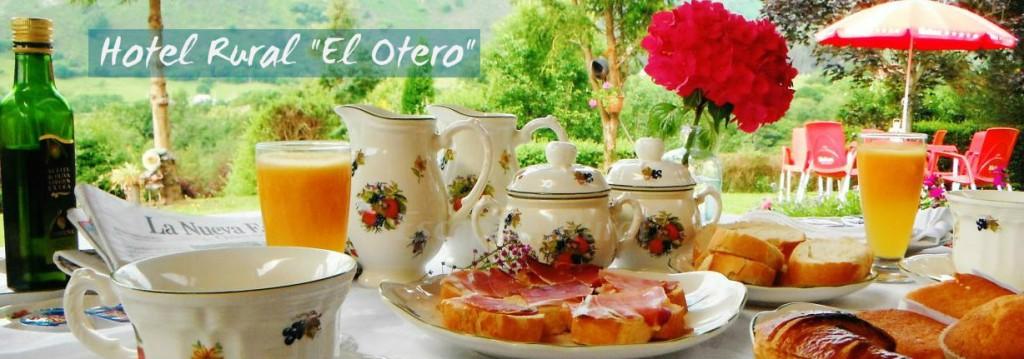 """HOTEL RURAL """"EL OTERO"""""""